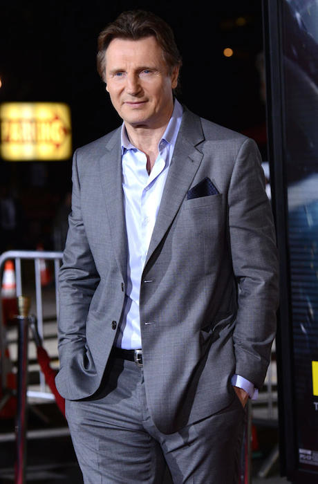 Liam Neeson Height Weight Body Statistics - Healthy Celeb