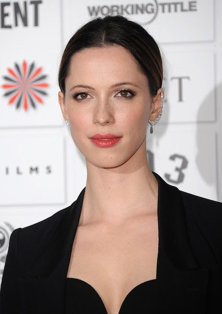 Rebecca Hall wearing Berry Lipstick.