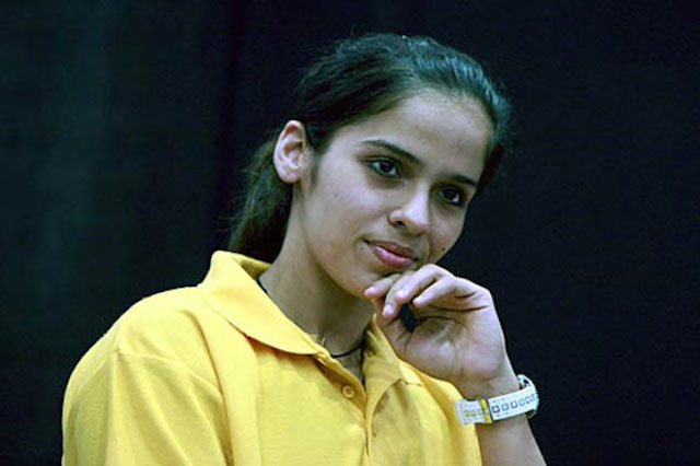 Saina Nehwal workout