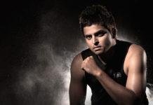 Suresh Raina Fitness