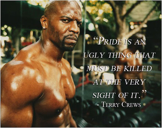 Terry Crews Pride