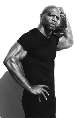 Terry Crews bodybuilder