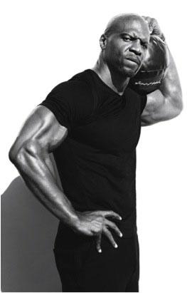 Terry Crews bodybuilder
