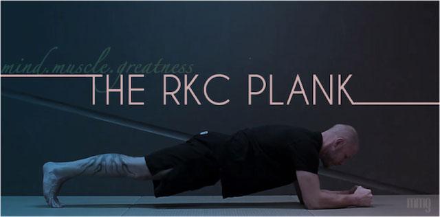 The RKC Plank