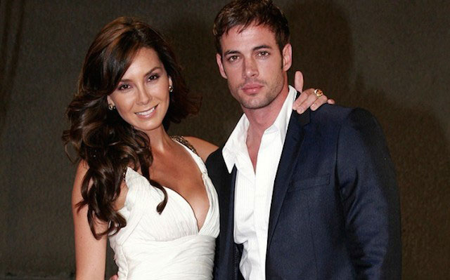 William Levy and Elizabeth Gutierrez.