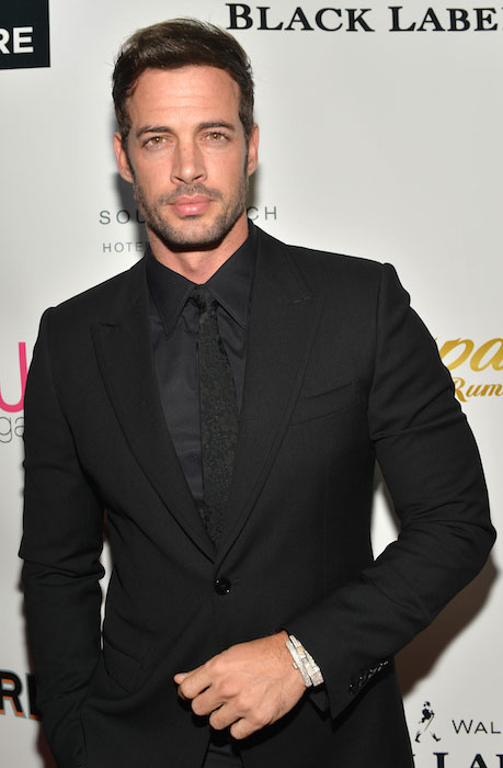 William Levy height