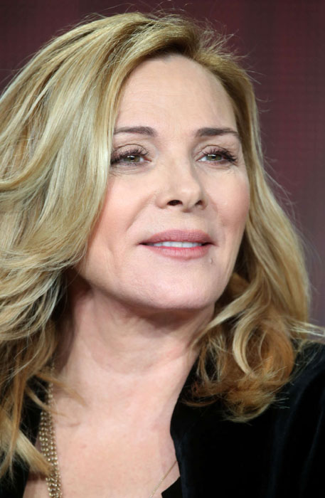 Kim Cattrall height