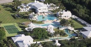 Celine Dion's Mansion
