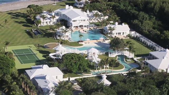 Celine Dion Mansion