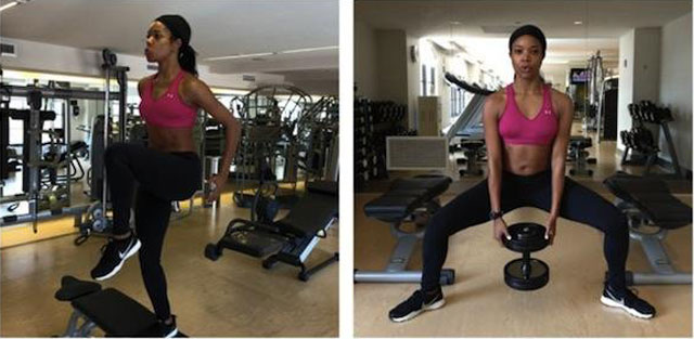 Gabrielle Union Workout Routine and Diet Secrets - Healthy ...