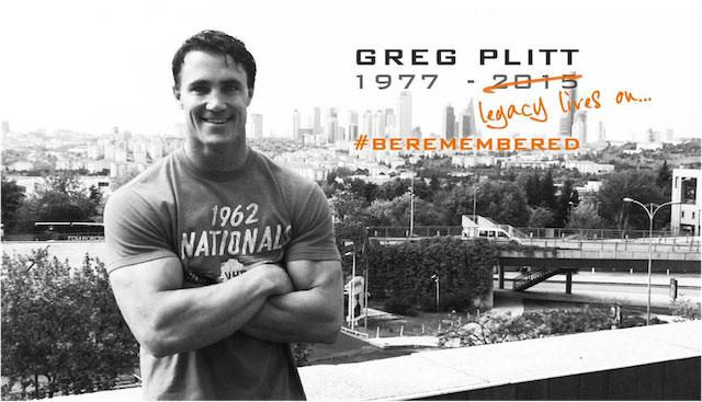 Greg Plitt biceps
