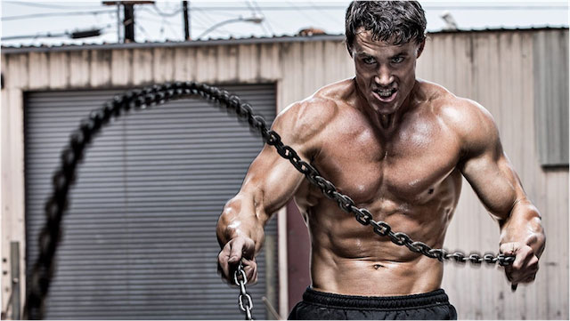 Greg Plitt died