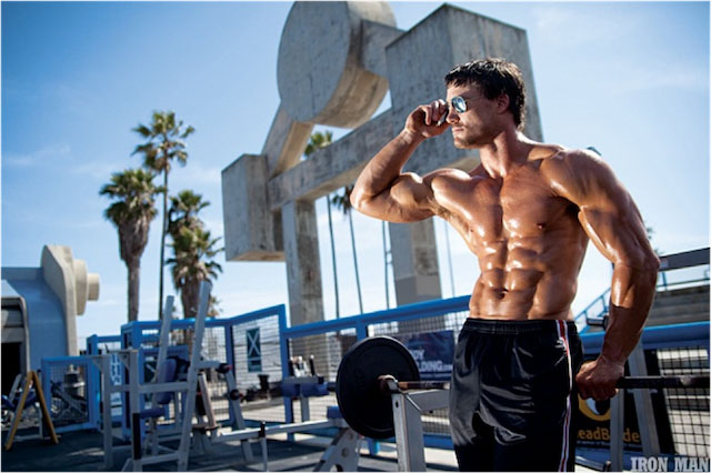 Greg Plitt hot