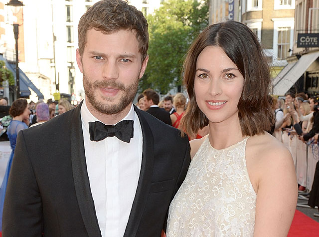 Jamie and wife