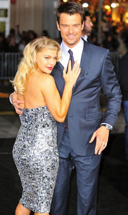 Josh and Fergie