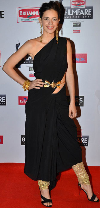 Kalki at Filmfare event