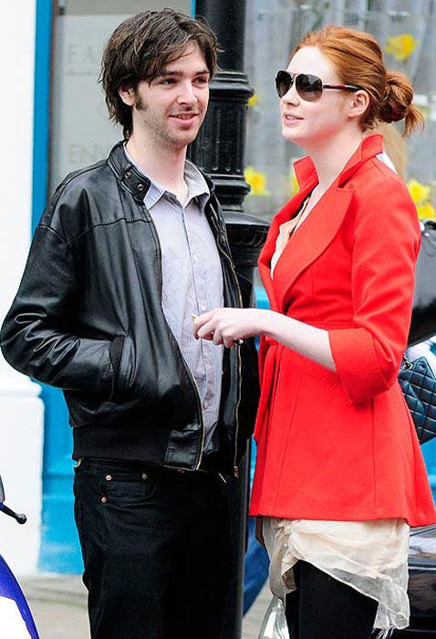Karen and Patrick