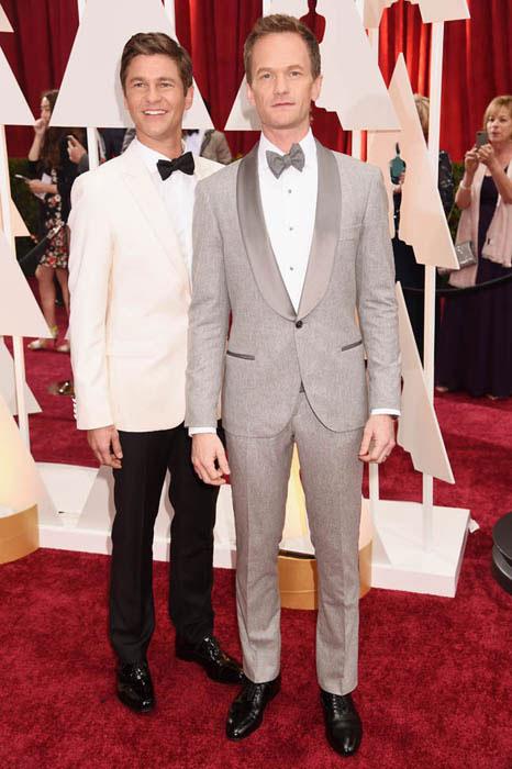 Neil Harris and David Burtka