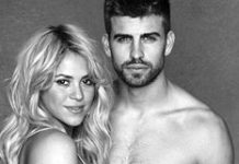 Shakira and Pique