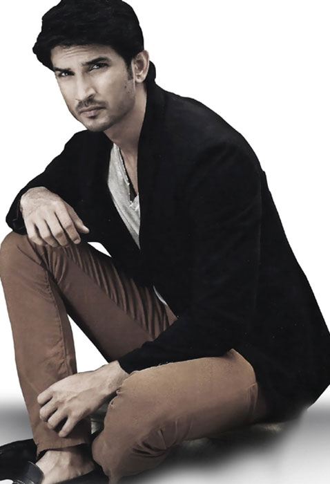 Indian Actor Sushant Singh Rajput