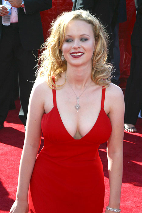 thora birch married