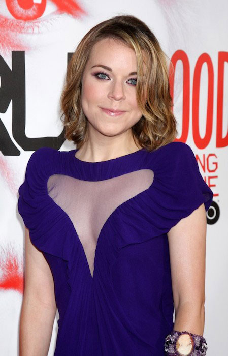 Tina Majorino arrives at the 'True Blood' 5th Season Premiere at Cinerama Dome Theater on May 30, 2012 in Los Angeles, California.