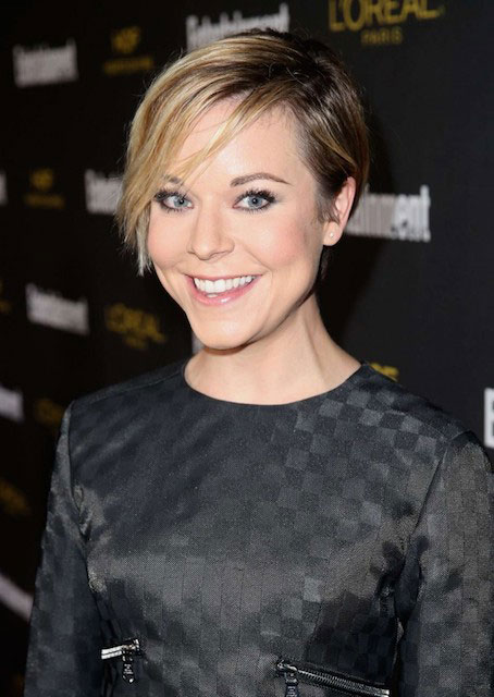 Tina Majorino at Entertainment Weekly's Pre-Emmy Party 2014.