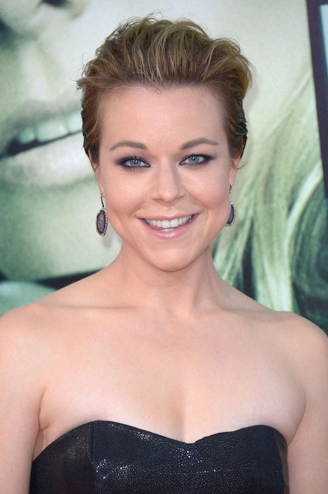 Tina Majorino during Veronica Mars Premiere.