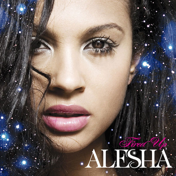 Alesha Dixon's cover of Fired Up Album.