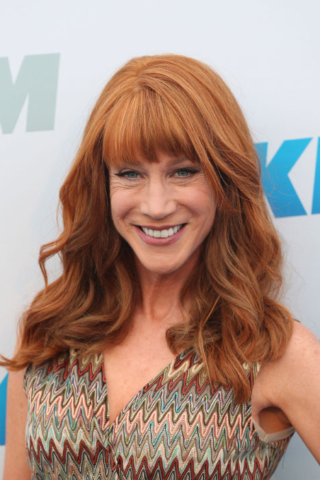 Kathy Griffin Height W...