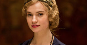 Lily James Height, Weight, Age, Body Statistics