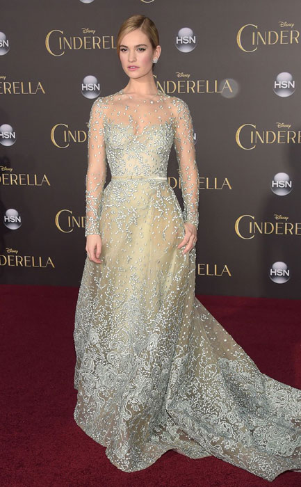 Lily James Height Weight Body Statistics - Healthy Celeb