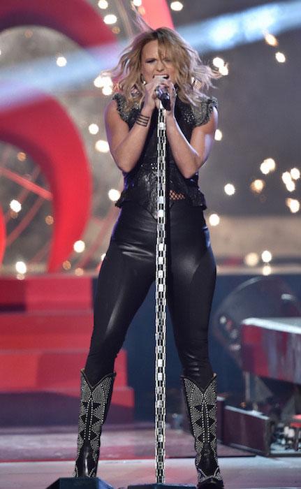 Miranda Lambert at Grammys 2015