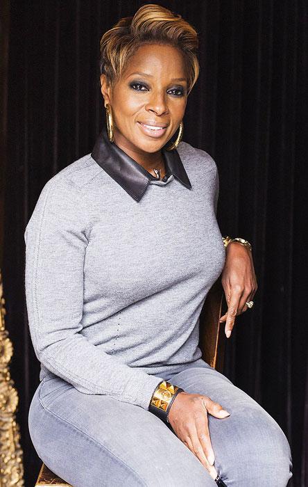 Singer-Mary-J-Blige