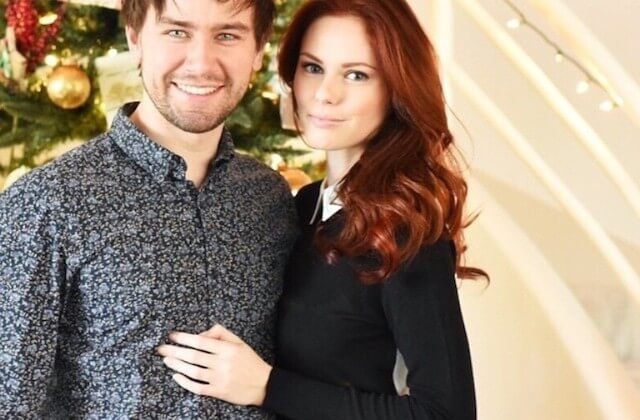 Alyssa Campanella with her beau Torrance Coombs of 'The Tudor' fame
