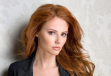 Fashion model and beauty pageant titleholder, Alyssa Campanella.
