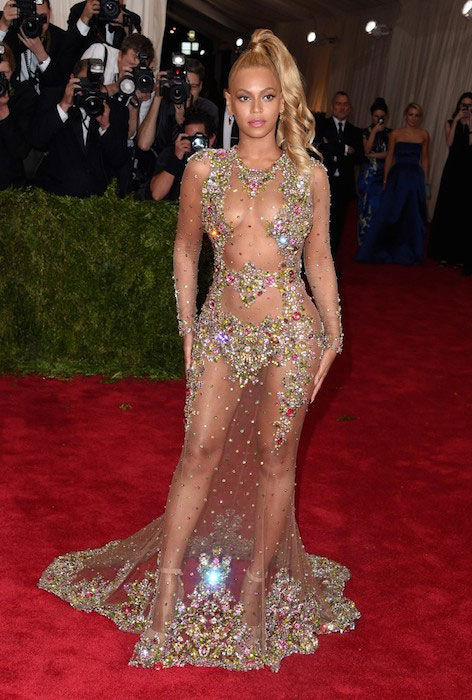 Beyonce attend 'China: Through the Looking Glass' - The Metropolitan Museum of Art 2015 Costume Institute Benefit Gala at The Metropolitan Museum of Art, New York City, New York on May 4, 2015