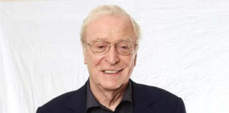British actor, Michael Caine