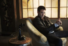 "Colin Donnell in a still from ""Arrow"""