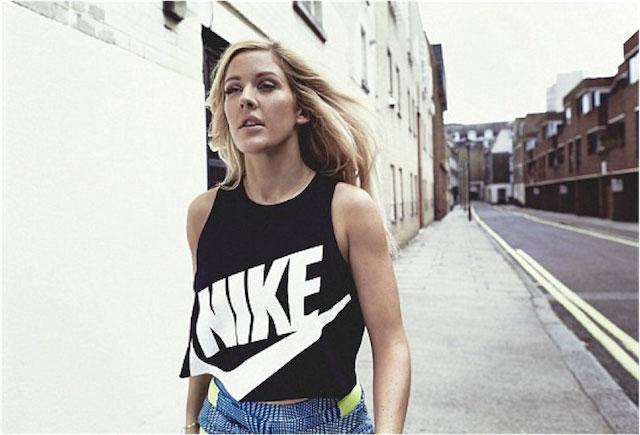 Ellie Goulding NIKE