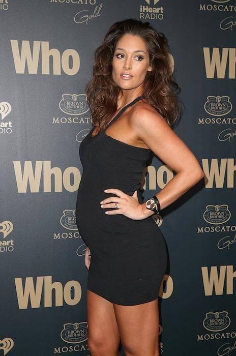 Erin McNaught Pregnant