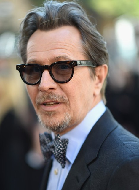 Gary Oldman arrives at the premiere of 20th Century Fox's 'Dawn Of The Planet Of The Apes' at Palace Of Fine Arts Theater on June 26, 2014 in San Francisco, California