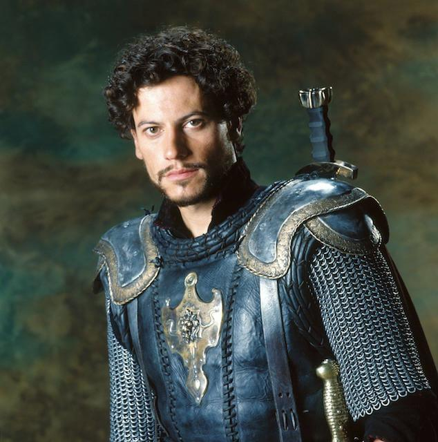 Ioan Gruffudd as Lancelot in the movie King Arthur (2004)