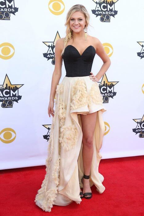 Kelsea Ballerini at ACM Awards 2015