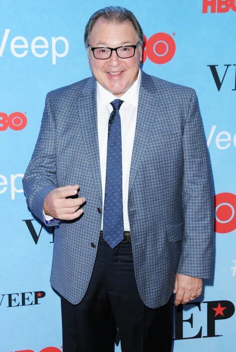 Kevin Dunn during the premiere of Season 4 of HBO's VEEP at SVA Theatre, New York City, on April 6, 2015
