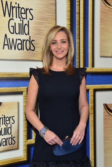 Lisa Kudrow at 2015 Writers Guild Awards, Los Angeles