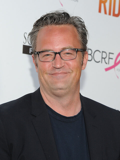 "Matthew Perry arrives at the premiere of ""Ride"" at ArcLight Hollywood on April 28, 2015 in Hollywood California"