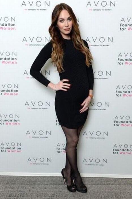 Megan Fox Pregnant