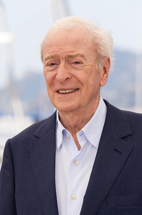 Michael Caine at Cannes Film Festival 2015