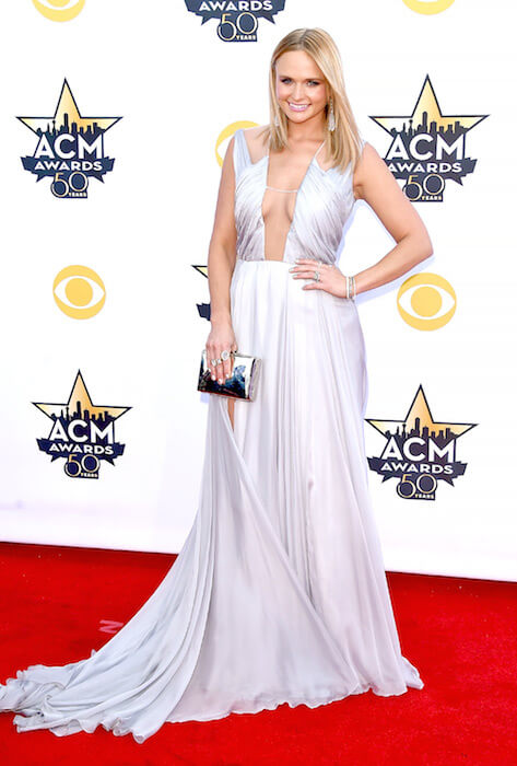 Miranda Lambert at ACM Awards 2015